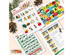 Folder bożonarodzeniowy dla...